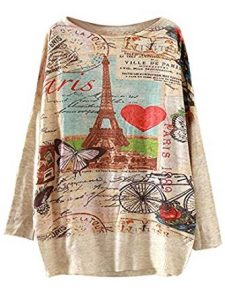 Paris, Eiffel tower Clothing Christmas Gifts