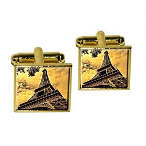 Paris, Eiffel Tower Cufflinks