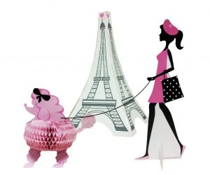 Paris Party Props