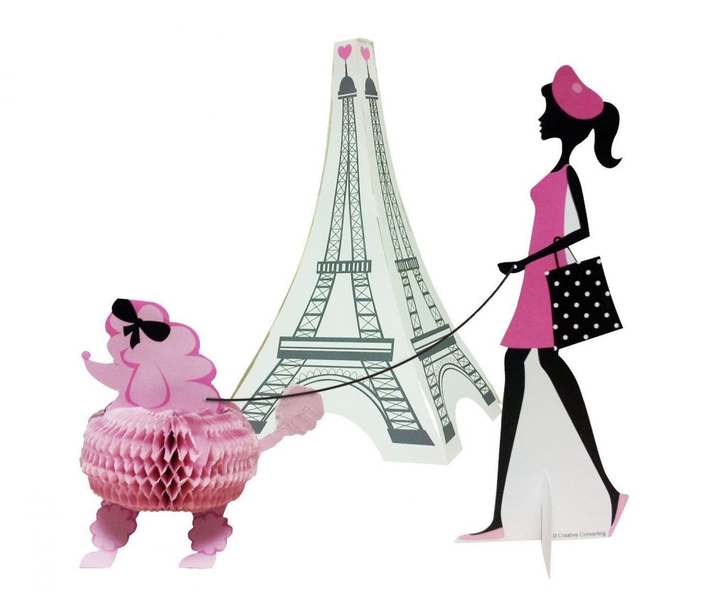 Paris Themed Bathroom Ideas